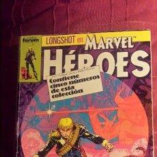 Cómics: MARVEL HEROES - 11 AL 15 - RETAPADO. Lote 53253178