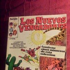Cómics: OFERTA LOS NUEVOS VENGADORES 16 AL 20 - RETAPADO AVENGERS WEST COAST. Lote 192256238