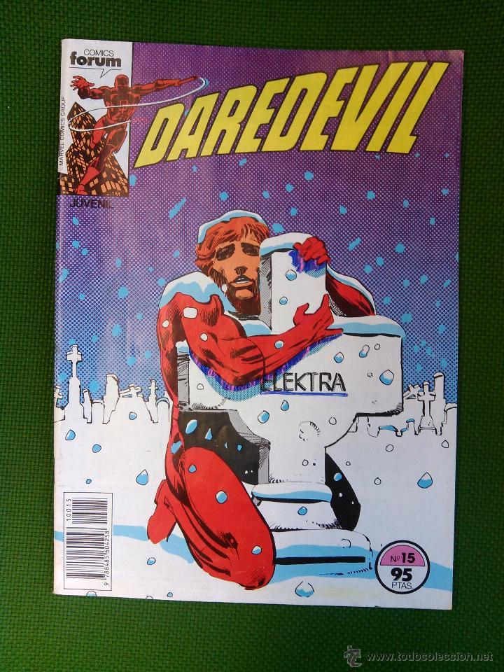 DAREDEVIL Nº 15 (Tebeos y Comics - Forum - Daredevil)