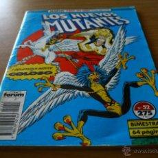 Cómics: MARVEL TWO IN ONE PRESENTA LOS NUEVOS MUTANTES 52 - FORUM - REF10. Lote 53280226