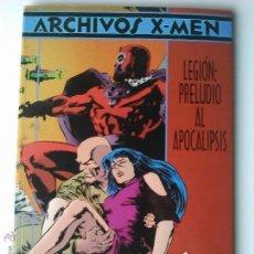 Cómics: X-MEN LEGIÓN: PRELUDIO AL APOCALIPSIS. Lote 53283815