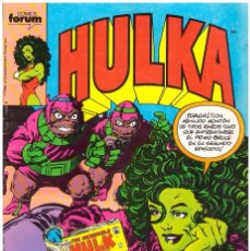 Cómics: COMIC HULKA, Nº 2 - COMICS FORUM. Lote 53290158