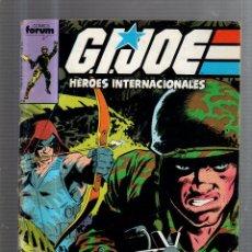 Cómics: GIJOE. HEROES INTERNACIONALES. Nº 29. COMICS FORUM. Lote 85896614