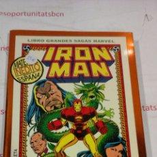 Cómics: IRON MAN - LA SEMILLA DEL DRAGÓN - FORUM. Lote 53302279