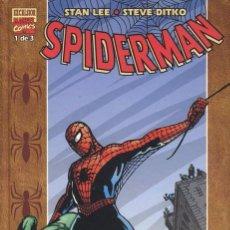 Cómics: SPIDERMAN DE STAN LEE Y STEVE DITKO COMPLETA. Lote 53305667