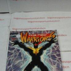 Cómics: THE NEW WARRIOR - MARVEL COMICS - N°7 - FORUM. Lote 53312394