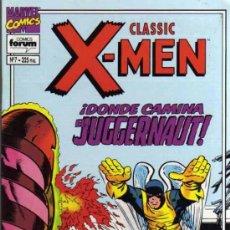 Cómics: CLASSIC X-MEN VOL 2 Nº 7. Lote 53400710