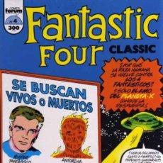 Cómics: FANTASTIC FOUR CLASSIC Nº 4. Lote 53400790