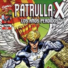 Cómics: PATRULLA X LOS AÑOS PERDIDOS Nº 13. Lote 53400855
