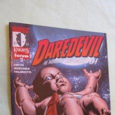 Cómics: FORUM. DAREDEVIL MARVEL KNIGHTS Nº2. RECOGIDOS EN ALMACEN .NUEVOS. OFERTA. Lote 53411696