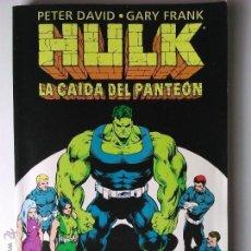 Cómics: HULK LA CAÍDA DEL PANTEÓN COMICS FORUM TOMO. Lote 53503529