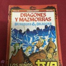 Comics - DRAGONES Y MAZMORRAS NUMERO 12 BUEN ESTADO REF.5 - 53543810