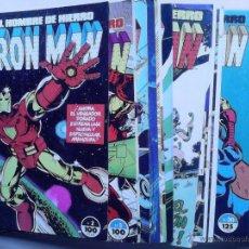Cómics: IRON MAN . LOTE . VER NÚMEROS.. Lote 53546544