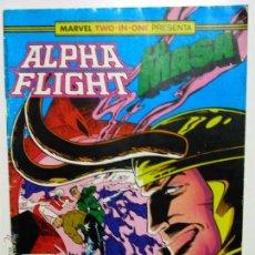 Cómics: MARVEL TWO IN ONE ALPHA FLIGHT LA MASA 44. Lote 53547848