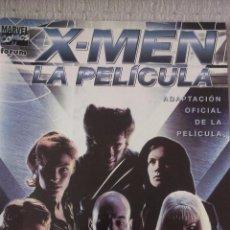 Cómics: COMIC MARVEL X MEN LA PELICULA, POR RALPH MACCHIO, ED SOLOMON Y ANDY LANNING, ED. FORUM, 2001. Lote 53557938
