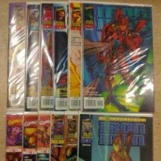 Cómics: IRON MAN -HEROES REBORN COMPLETA. Lote 53598518