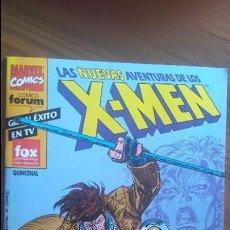 Cómics: X-MEN 21. LAS NUEVAS AVENTURAS DE LOS X-MEN. BUEN ESTADO. Lote 53599611