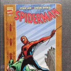 Cómics: SPIDERMAN STAN LEE STEVE DITKO. Lote 53621388