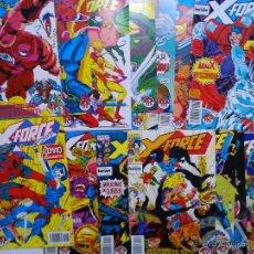 Cómics: LOTE 16 COMICS X - FORCE VOL 1 FORUM. Lote 53670931