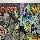 Cómics: CLASSIC X - MEN 22 Y 23 COMICS FORUM. Lote 53671200