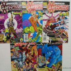 Cómics: COMICS PROYECTO EXTERMINIO FORUM 1992. Lote 53675341