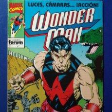 Cómics: WONDER MAN, (HOMBRE MARAVILLA), VOL 1 DE FORUM COMPLETA 13 COMICS. Lote 53691297