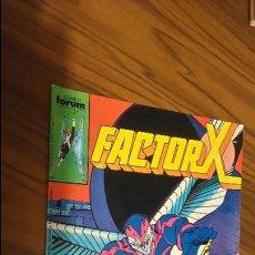 Comics : FACTOR X 22. LA CAÍDA DE LOS MUTANTES. BUEN ESTADO. Lote 53700829