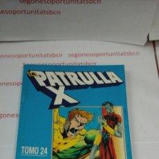 Cómics: LA PATRULLA X - TOMO 24 - FORUM. Lote 53759945