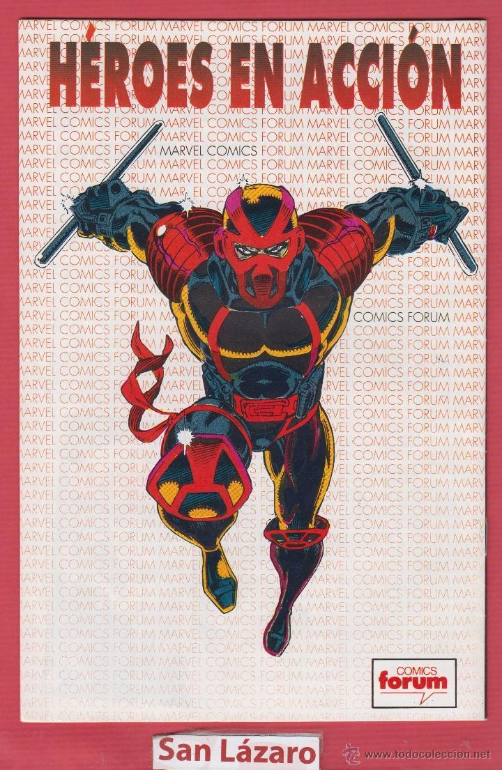 Cómics: JUEGO MORTAL Nº 2 SERIE LIMITADA 1992 MARVEL COMICS FORUM ED. PLANETA DE AGOSTINI 24 PÁGINAS* - Foto 2 - 53779125