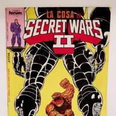 Cómics: SECRET WARS II Nº 30 FORUM PRIMERA EDICIÓN. Lote 53790542