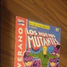 Cómics: LOS NUEVOS MUTANTES EXTRA VERANO. DIAS DE FUTURO PRESENTE 2ª PARTE. BUEN ESTADO. Lote 101760714