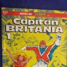 Cómics: CAPITAN BRITANIA Nº 1 - ANTES DE EXCALIBUR - COLECCIÓN PRESTIGIO Nº 19 ( 48 PÁGINAS )- FORUM. Lote 53822023