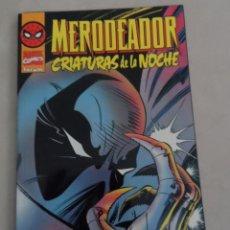 Cómics: MERODEADOR CRIATURAS DE LA NOCHE - FORUM - SPIDERMAN. Lote 53868378