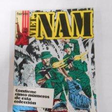 Cómics: VIETNAM. RETAPADO. CONTIENE CINCO NUMEROS. 26, 27, 28, 29 Y 30. TDKC14. Lote 53881031