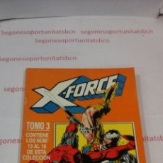 Comics : X-FORCE - TOMO 3 - FORUM. Lote 53938699