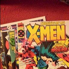 Cómics: CRONICAS DE LOS X-MEN 1 AL 5 COMPLETA - FORUM. Lote 53950343