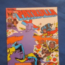 Cómics: LA PATRULLA X N.º 9 DE CHRIS CLAREMONT VOLUMEN 1 FORUM 1985 VOL. I. Lote 53957771