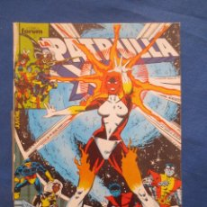 Cómics: LA PATRULLA X N.º 19 DE CHRIS CLAREMONT VOLUMEN 1 FORUM 1986 VOL. I. Lote 53957817