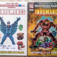 Fumetti: LOS INHUMANOS - SELECCIONES MARVEL 2 TOMOS - FORUM. Lote 53993036