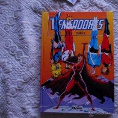 Comics : RETAPADO LOS VENGADORES VOL-1 2ª EDICIÓN Nº 11 A 15. FORUM. Lote 54036165