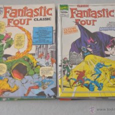 Cómics: FANTASTIC FOUR CLASSIC COMPLETA. Lote 121544679