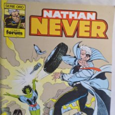 Cómics: NATHAN NEVER Nº5 FUERZA INVISIBLE. FORUM. Lote 54046502