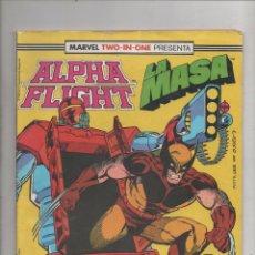 Cómics: ALPHA FLIGHT VOL. 1 Nº 46 FORUM.DA. Lote 54064635