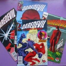Cómics: DAREDEVIL VOLUMEN 2 FORUM, VOL. 2, LOTE 4 COMICS, Nº 1,3,4,6, MUY BUEN ESTADO. JHON ROMITA.. Lote 54101325