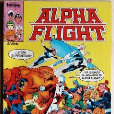 Cómics: ALPHA FLIGHT Nº 1 / MARVEL / FORUM 1985 ( JOHN BYRNE ). Lote 54141334