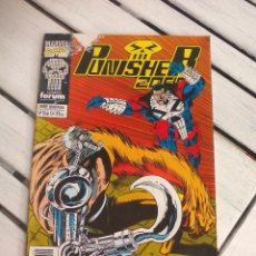 Punisher 2099, nº 10. Puzzle 2099. Marvel Forum comics.Comic