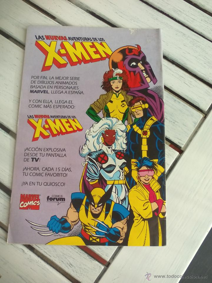 Cómics: Punisher 2099, nº 10. Puzzle 2099. Marvel Forum comics.Comic - Foto 2 - 54141466