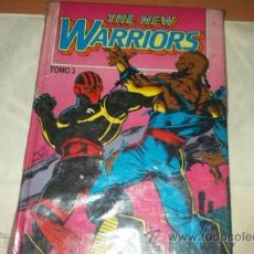 Cómics: LOS NUEVOS GUERREROS RETAPADO 3 FORUM. NUMEROS 15 A 21 DEL VOLUMEN 1 FORUM. NEW WARRIORS.. Lote 205272751