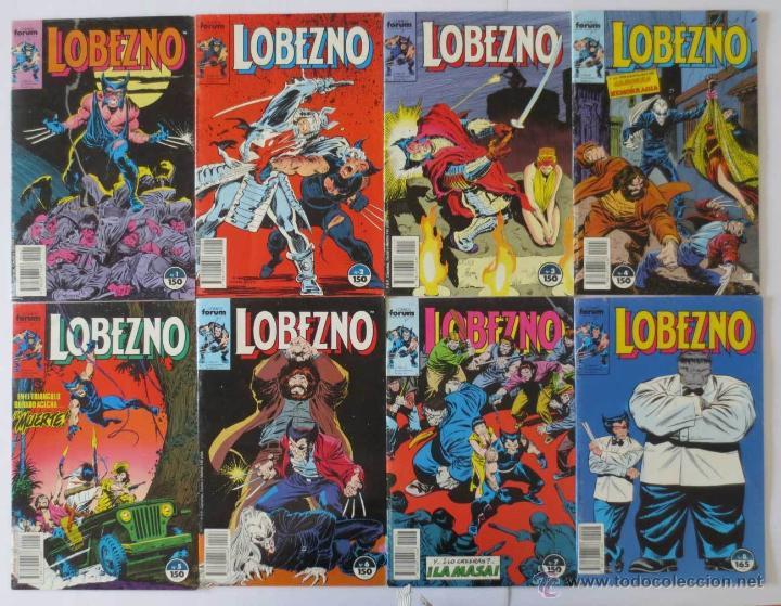 Cómics: LOBEZNO COMPLETA FORUM - Foto 2 - 54182724