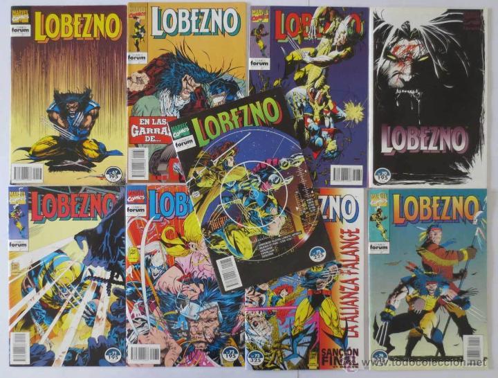 Cómics: LOBEZNO COMPLETA FORUM - Foto 4 - 54182724